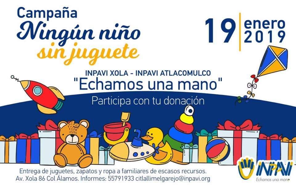 Ningún Niño Sin Juguete 2019 0